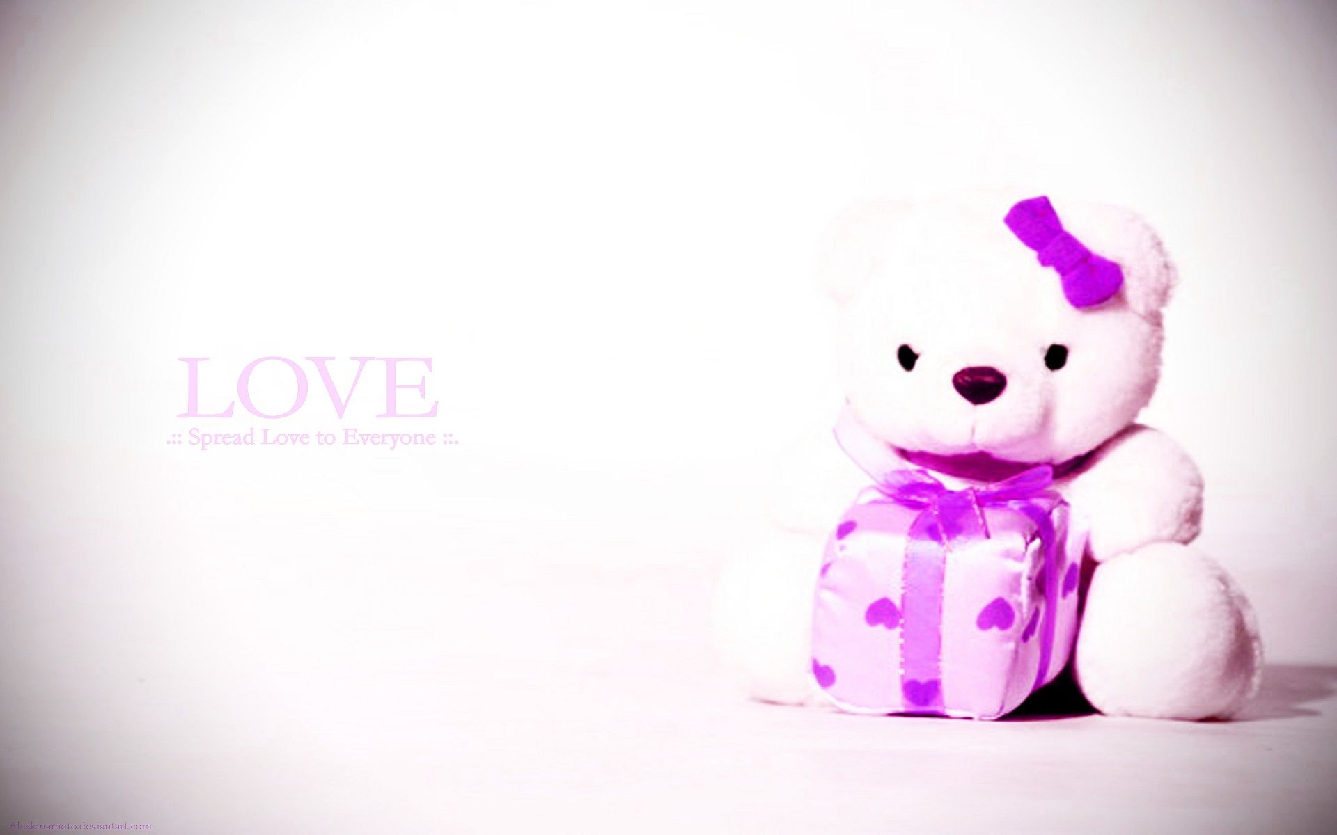Cute pink teddy bear with gift for friend hd free teddy bear teddy bear voltagebd Image collections