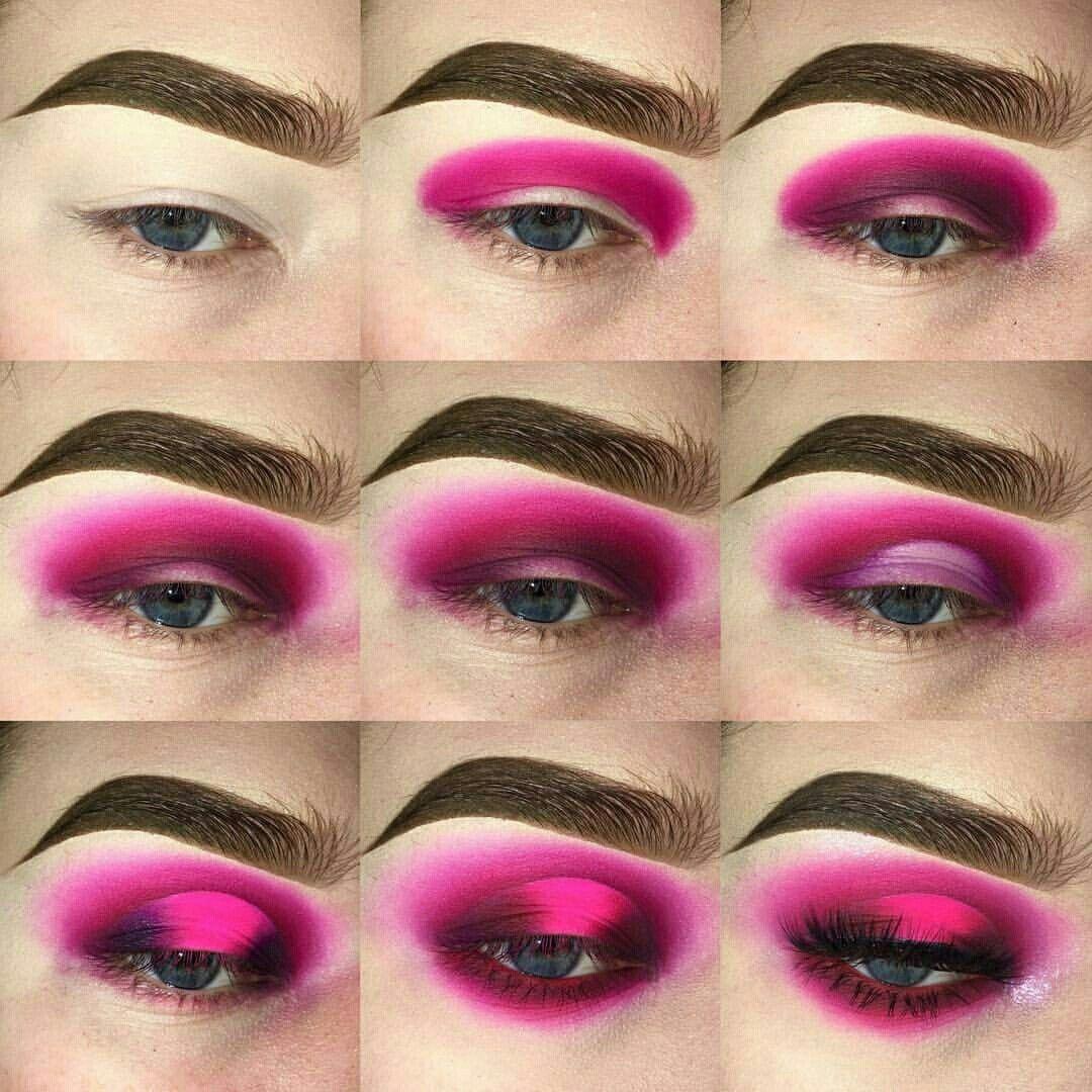Pin by monika on Eye makeup steps Halo eye makeup