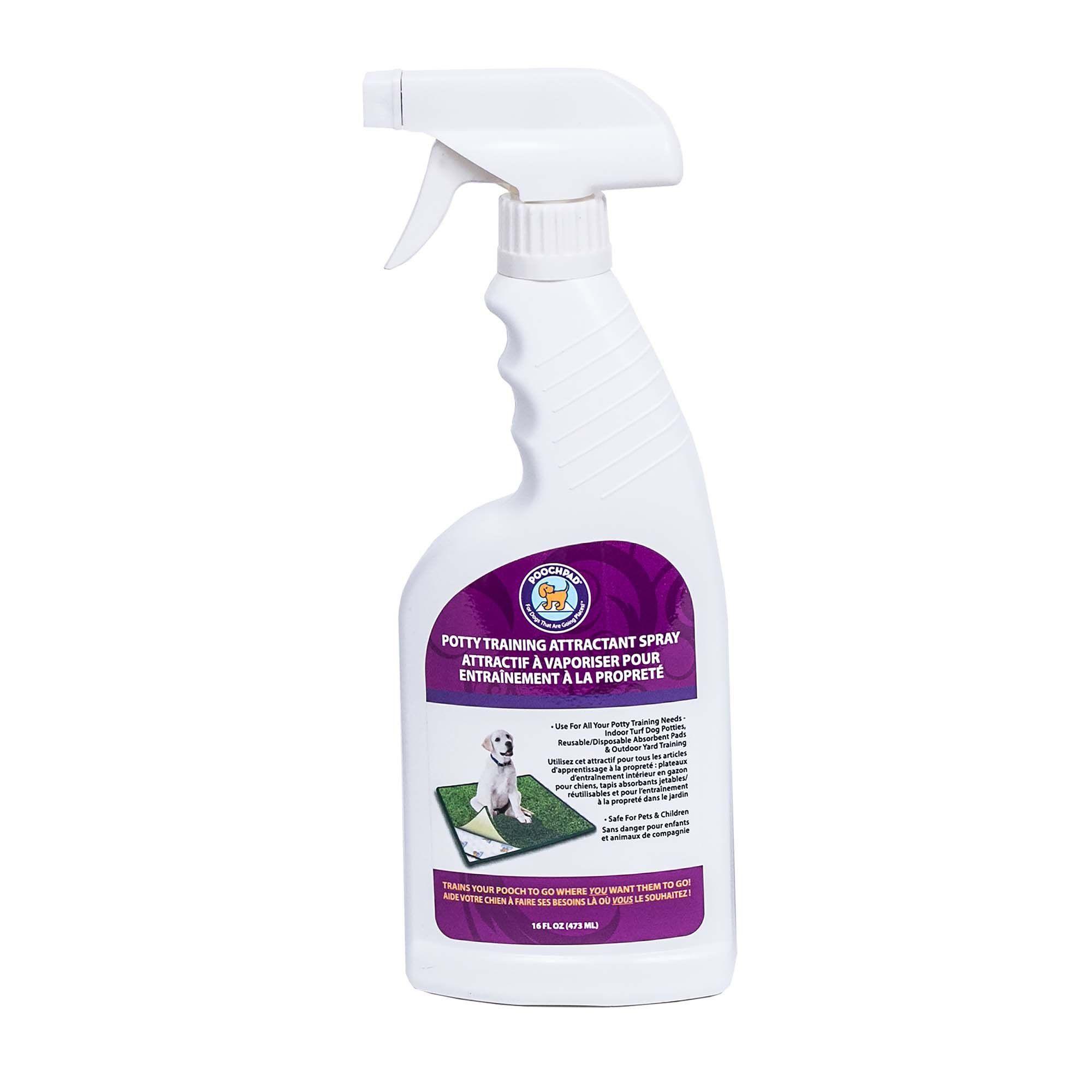 Poochpads Potty Training Attractant Spray 16 Fl Oz 16 Fz