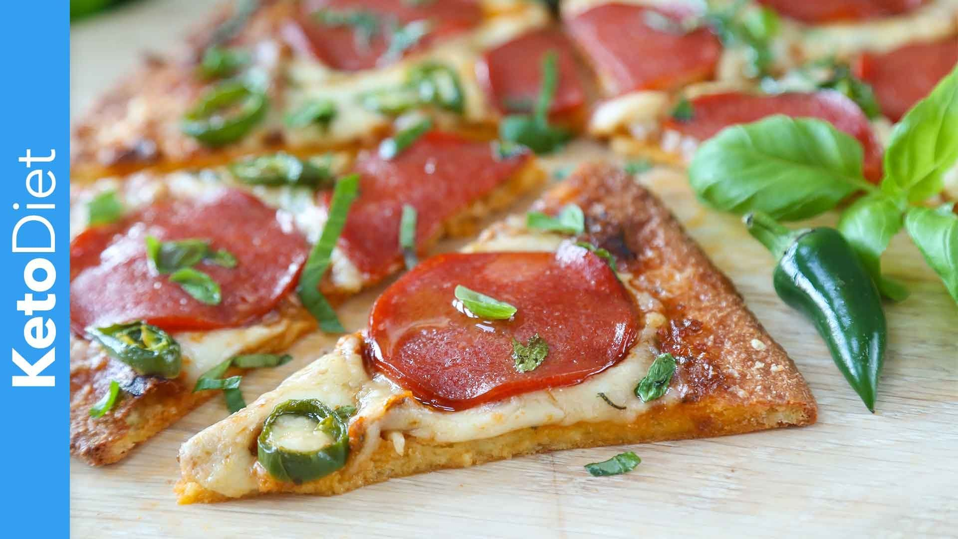 Pizza toppings low carb diet