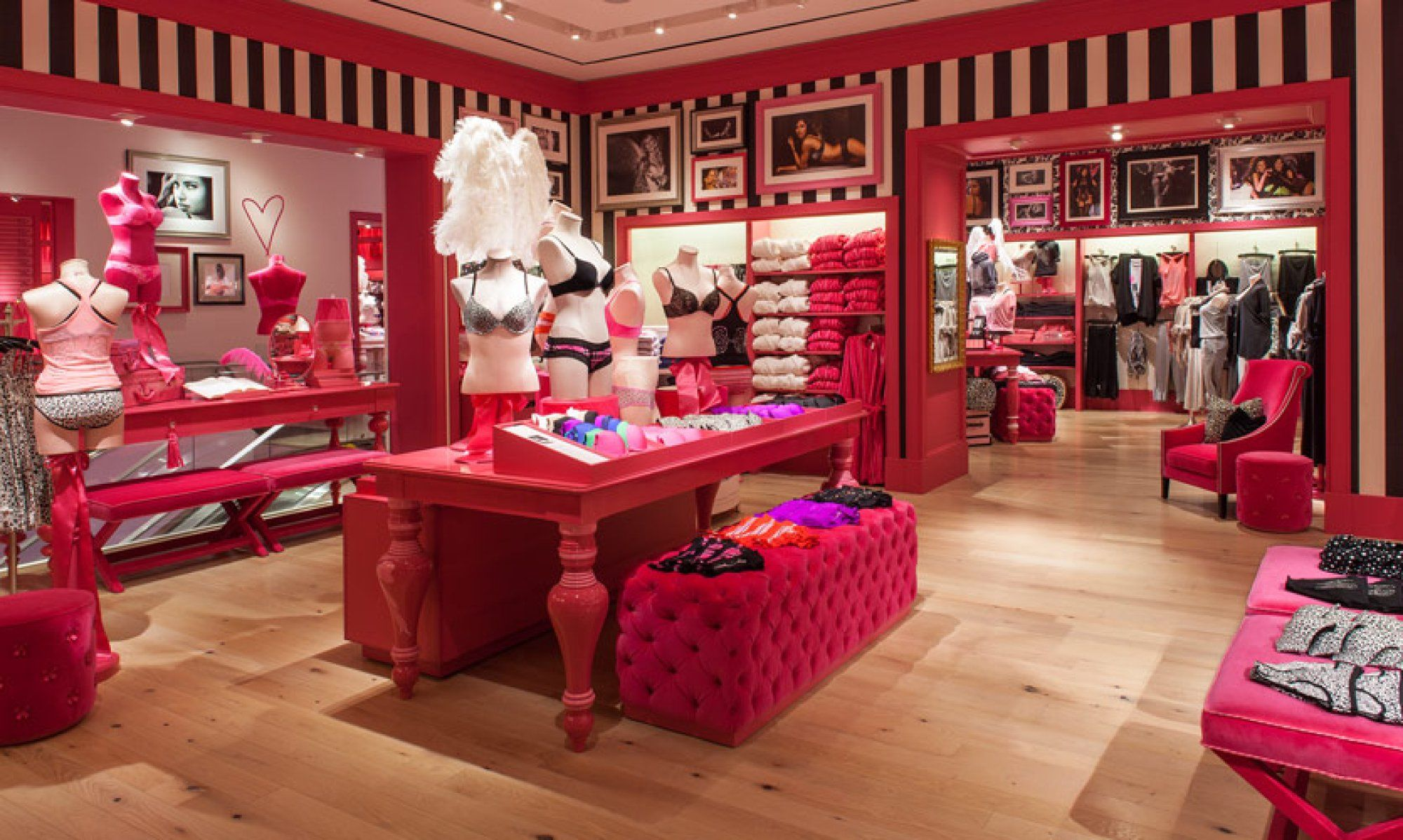 Victoria's Secret phá sản