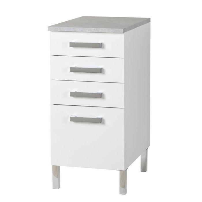beau meuble bas de cuisine largeur 50 cm