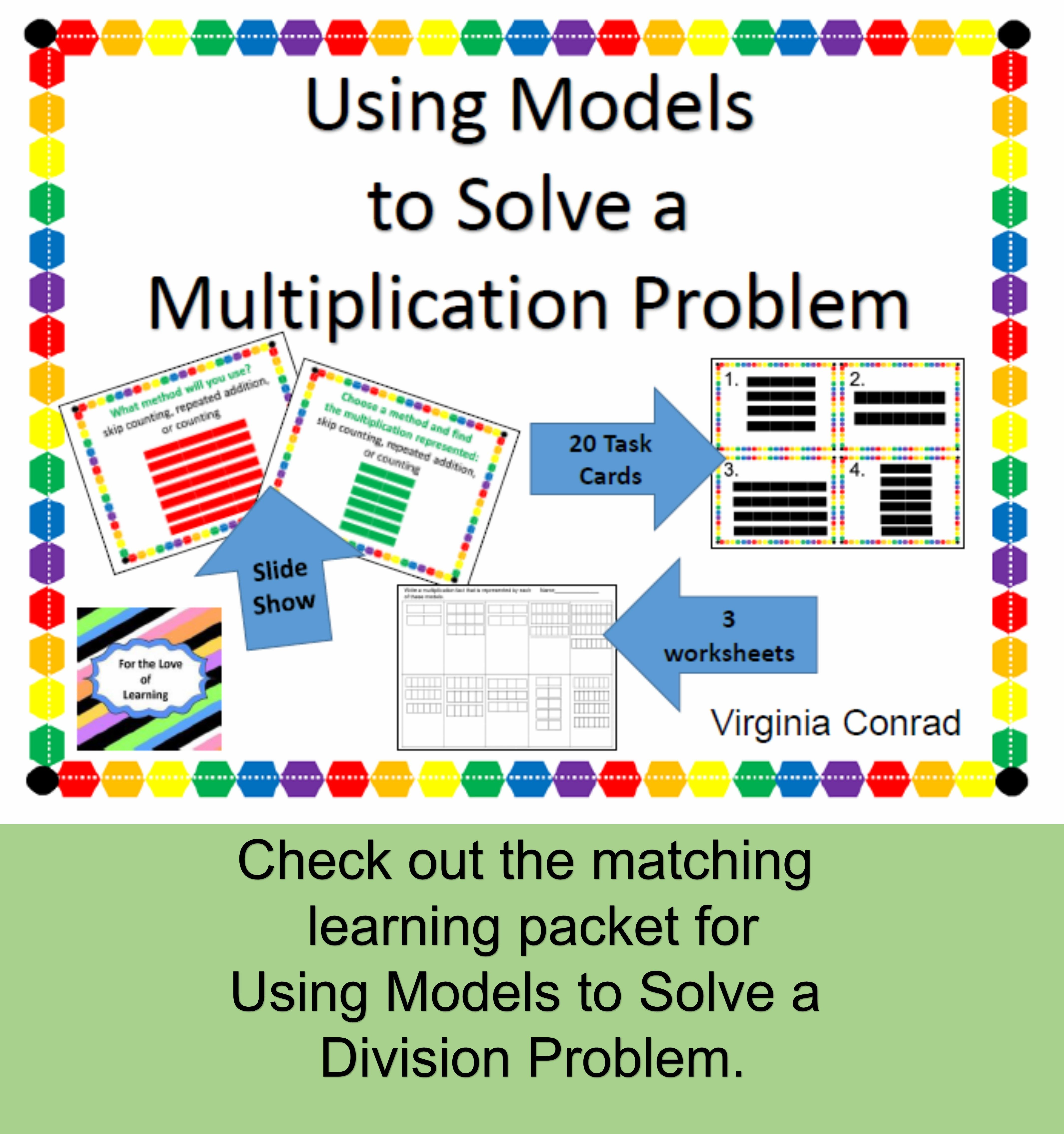 Using Models To Solve A Multiplication Problem