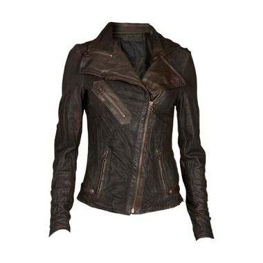 This womens leather jacket is edgy, stylish and rugged. It has a very unique and sophisticated texturization which makes this jacket a standout piece. Anywhere you go this jacket is sure to steal the show. This jacket is best made with custom measurements, to ensure the best possible fit. Just add your measurements below and we will tailor make it to you precisely at no extra cost.