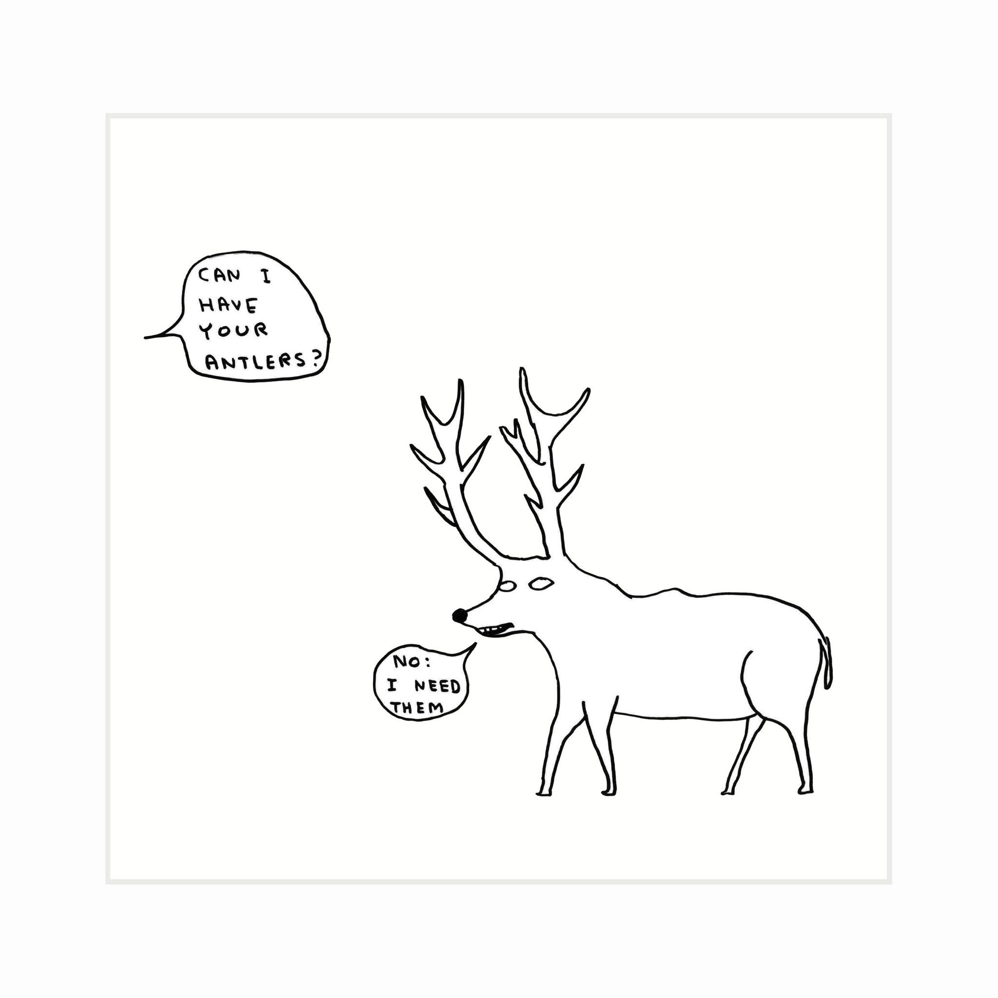 David Shrigley Christmas Card Pack, National Galleries of Scotland ...