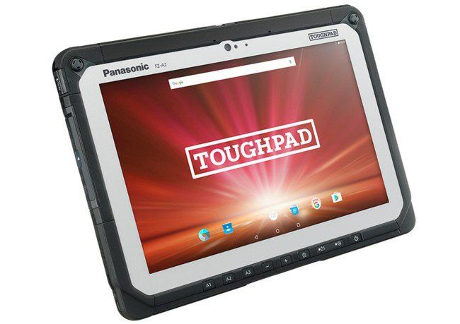 Panasonic ToughPad FZ-A2: la tablet para uso industrial que podrás utilizar hasta con... https://t.co/7jjnWTadqH https://t.co/JDowNtb8Mj