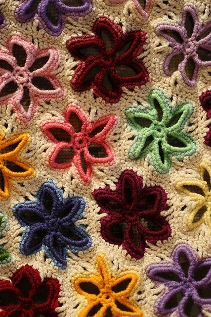 Interesting Crochet Pattern By Damselfly58 Via Flickr Crochet