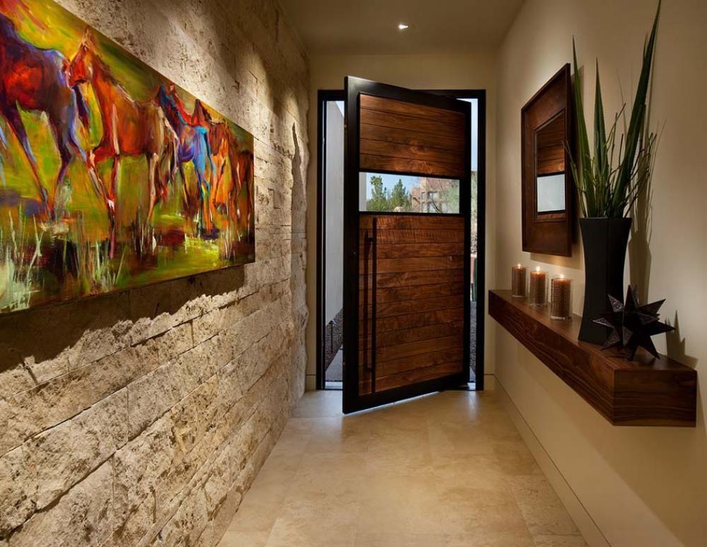 15 exemples de déco entrée moderne et accueillante | Deco, Style ...