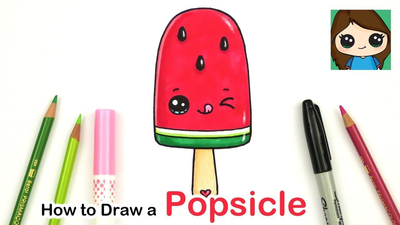 42++ Cute popsicle coloring pages info