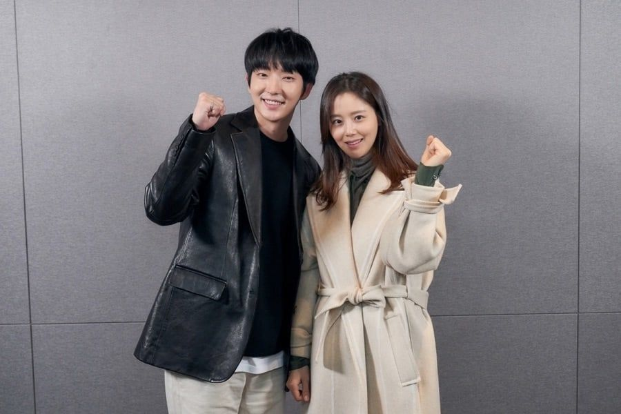 Lee Joon Gi, Moon Chae Won, And More Gather For Script Reading Of Upcoming tvN Thriller