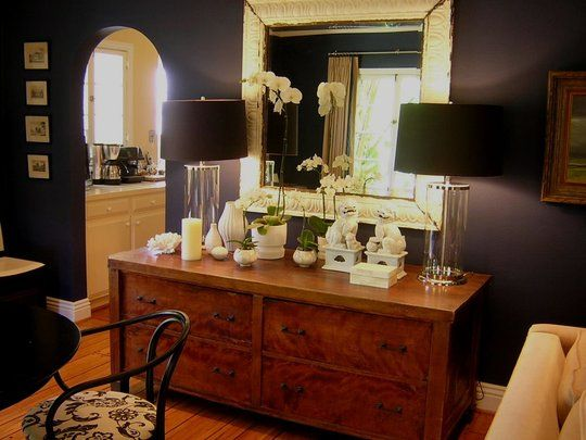Color Prugna Per Pareti : Nero per mobili classici home sweet home living pinterest