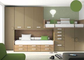 dormitorio infantil 366 2442012 inspiration pinterest kinderzimmer wohnen und einrichtung. Black Bedroom Furniture Sets. Home Design Ideas