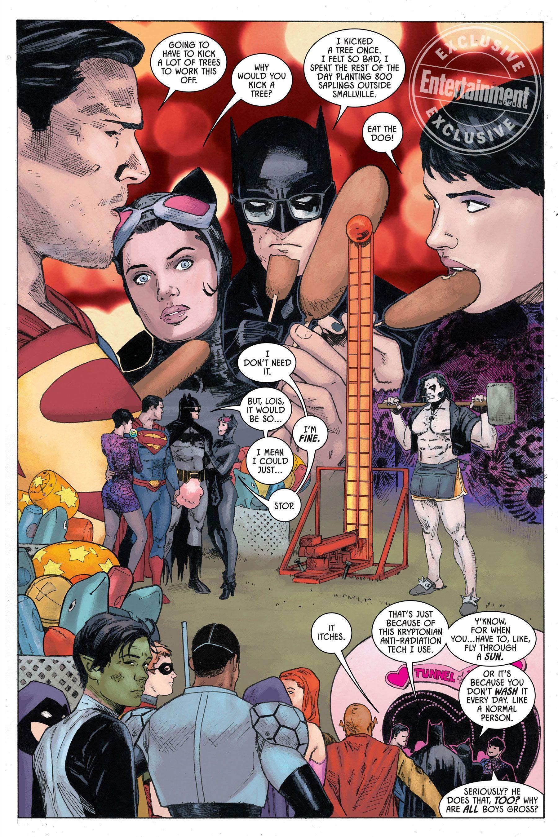 che è il nuovo Superman dating guardare il matrimonio non datare Eng Sub EP 7