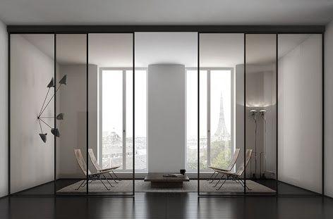 Space Separation Design Google Search Office Furniture Design Minimalism Interior Commercial Office Design