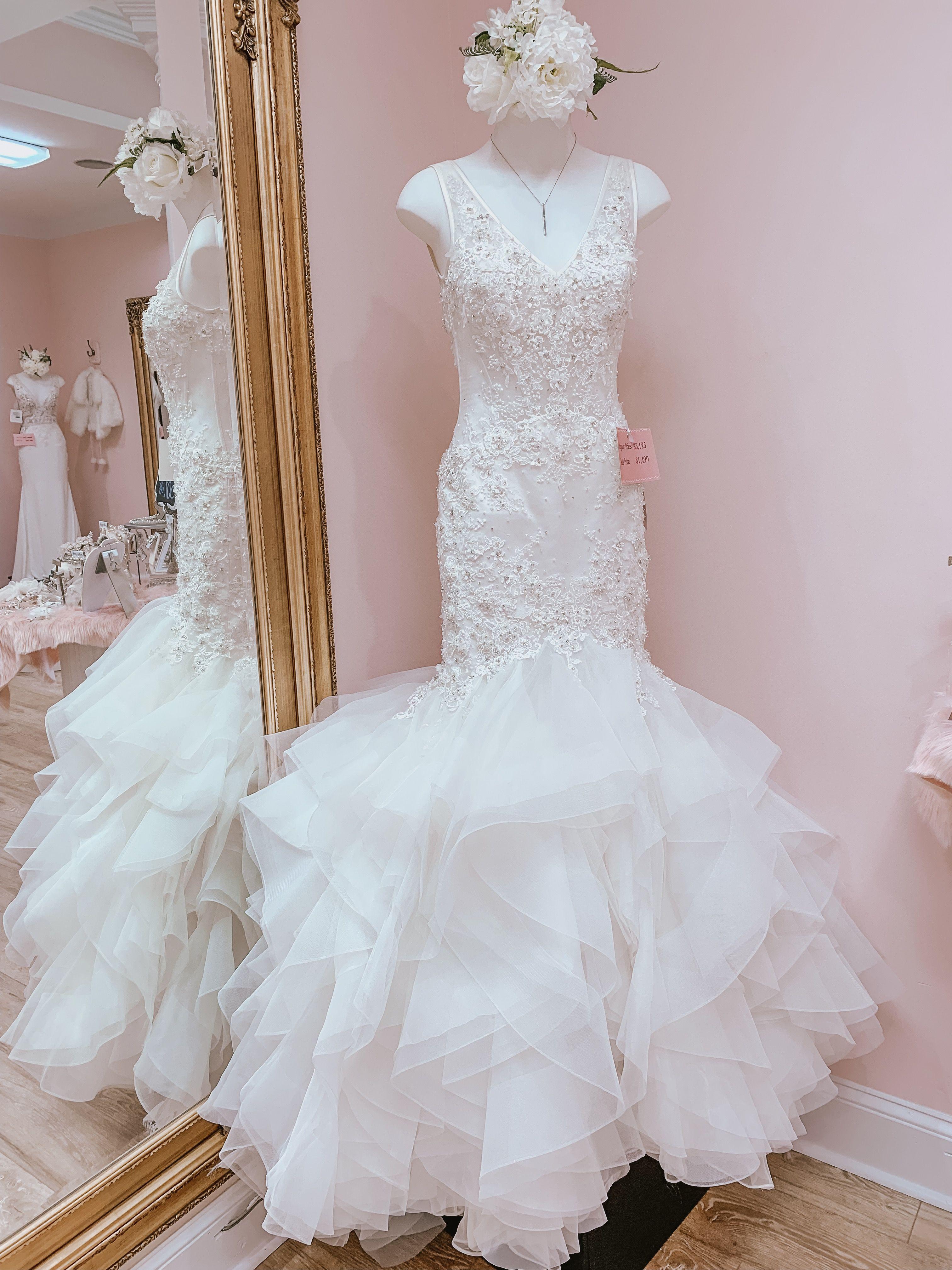 Randy Fenoli Charlize Wedding Dresses Mermaid Wedding Dress Dresses [ 4032 x 3024 Pixel ]