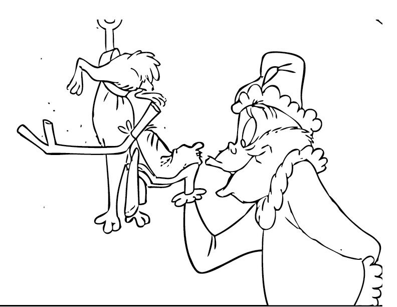 Tasha Printed Grinch Coloring Pages Free Christmas Coloring Pages Christmas Coloring Pages