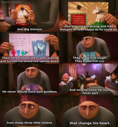Three Little Kittens Despicable Me Funny Despicable Me Memes