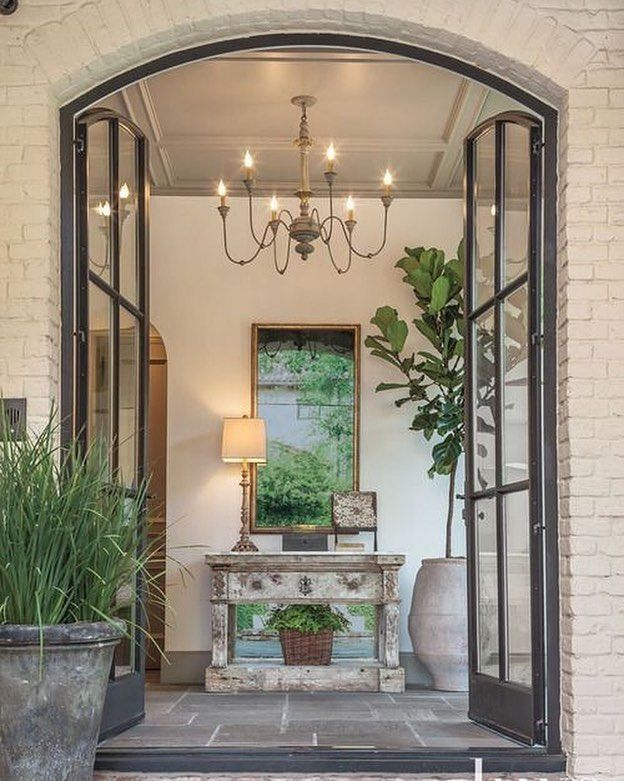 Chandelier Get This Look By @dillonkylearchitects With Our Parisian  Chandelier. The Parisian Chandelier Is