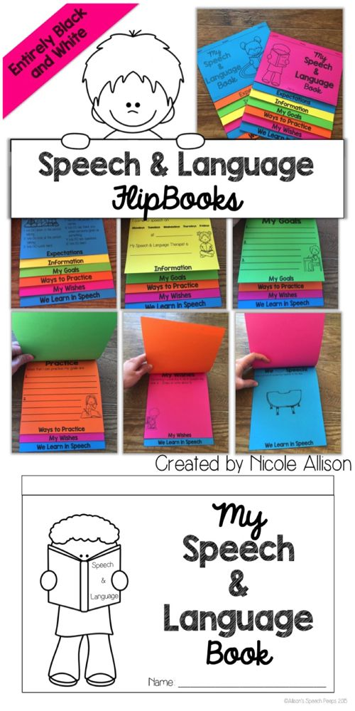 Speech Therapy Quotes Adorable Speech And Language Flipbooks World Of Work Pinterest Speech
