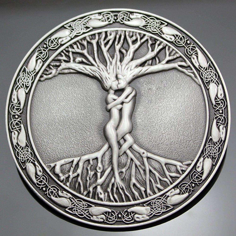 Image result for celtic tree of life creatief letteren