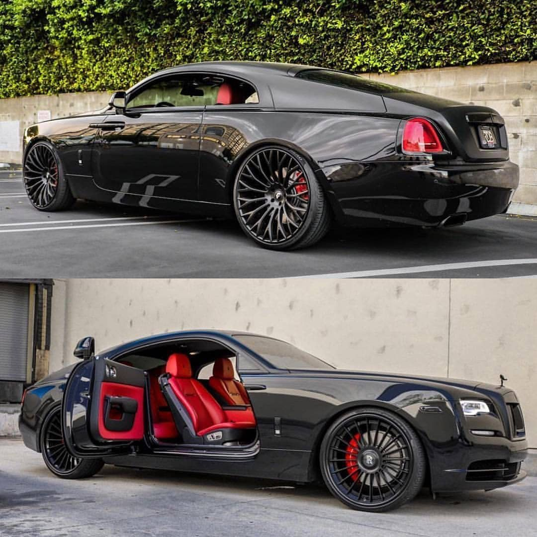 Red Luxury Cars: Classic Cars, Rolls Royce, Sports Cars