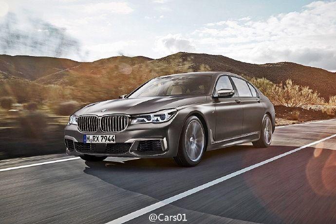 BMW 760Li xDrive #sportcar #BMW #cosplayclass #auto