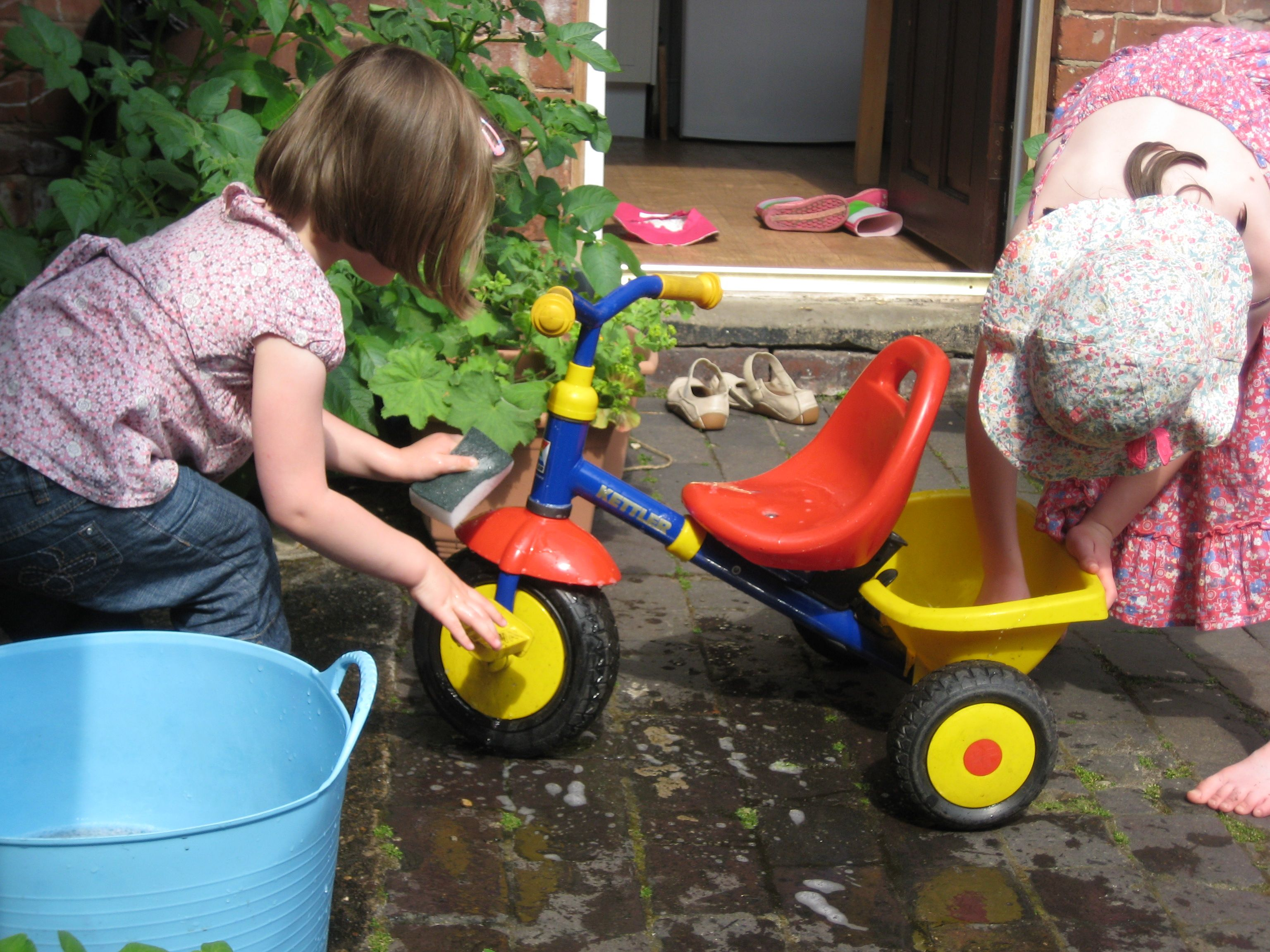 Preschool Car Wash With Images