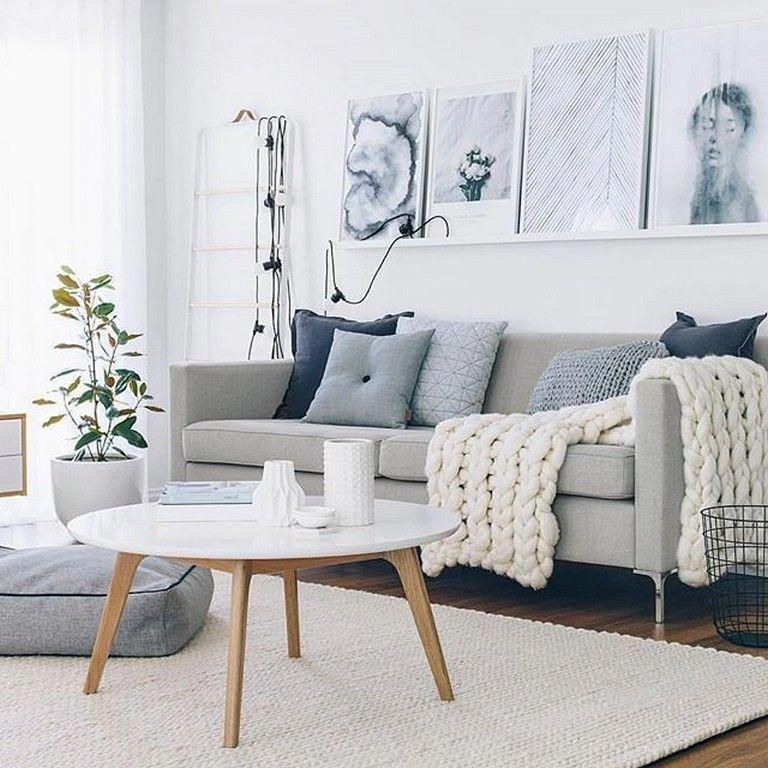 46 Admirable Scandinavian Living Room Design Ideas Nordic Style Livingroomdesigns Nordicst Living Room Scandinavian Nordic Living Room Minimalist Living Room