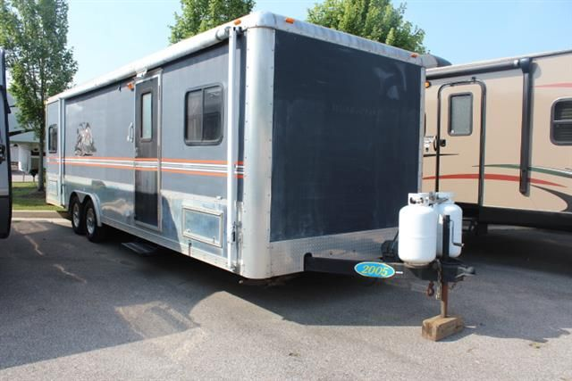 Used 2005 Forest River WORK AND PLAY M-26DB Travel Trailer For Sale - Camping World RV Sales - Roanoke