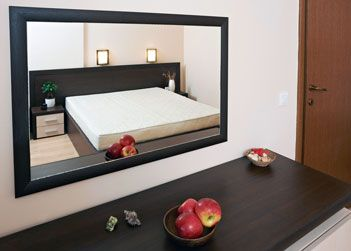 Custom Size Wall Mirror For Bedroom Feng Shui Bedroom Layout Bedroom Layouts Big Mirror In Bedroom