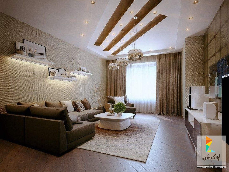 فورم جبس ديكورات صالات مودرن 2015 Home Decor Ceiling Design Home