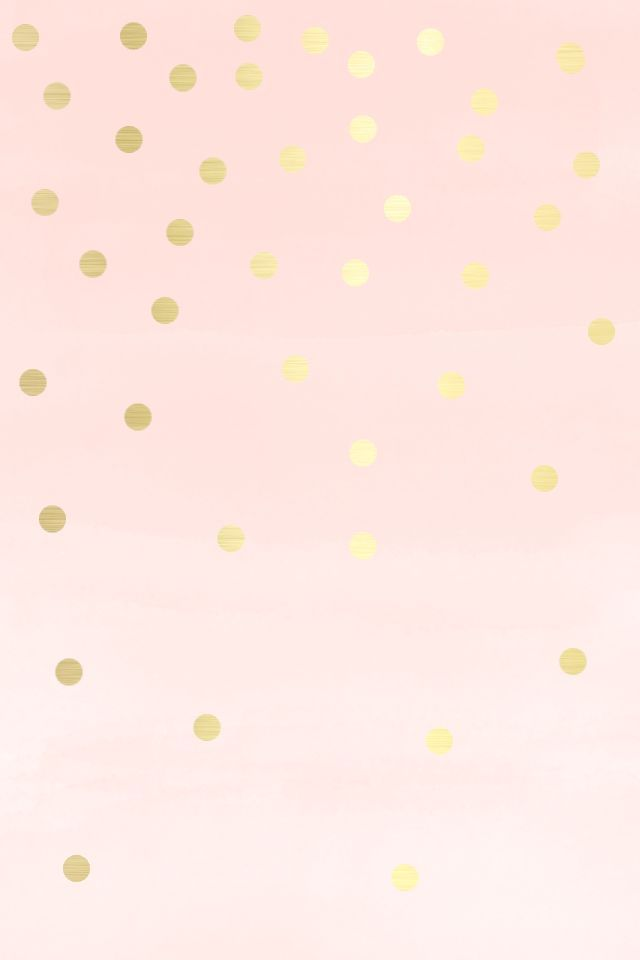 Gold Polka Dot Wallpaper Wallpapersafari Iphone Background Iphone Wallpaper Phone Wallpaper