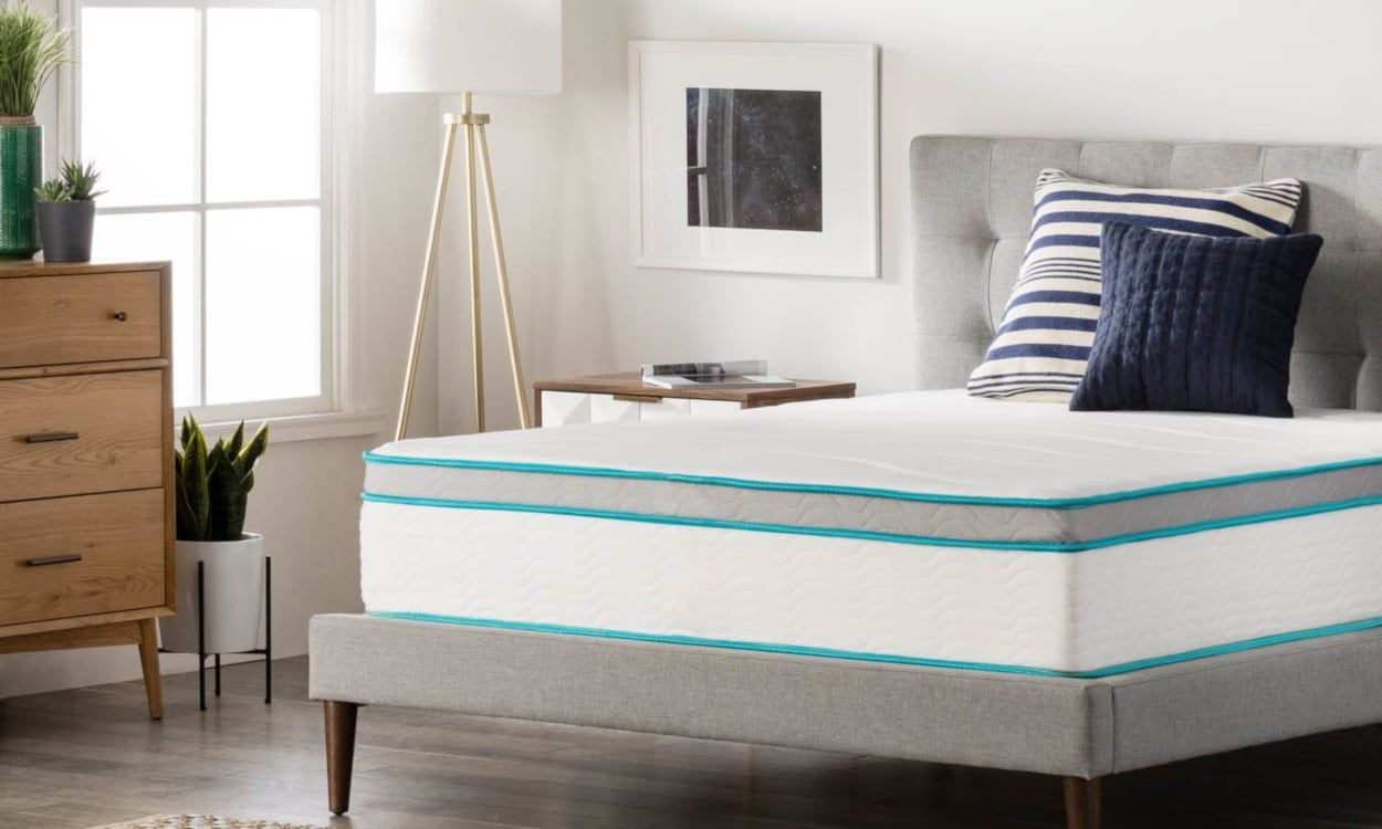 how to clean urine out of memory foam mattress topper