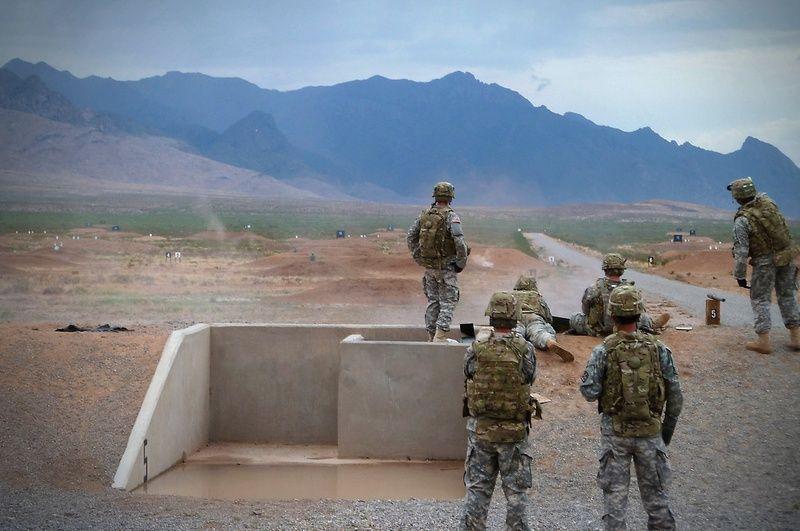 El paso military base