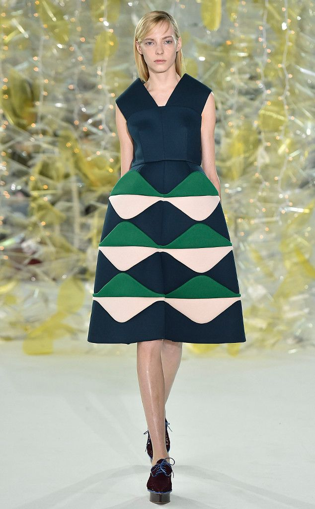 Delpozo from New York Fashion Week Fall 2016: Best Looks | E! Online