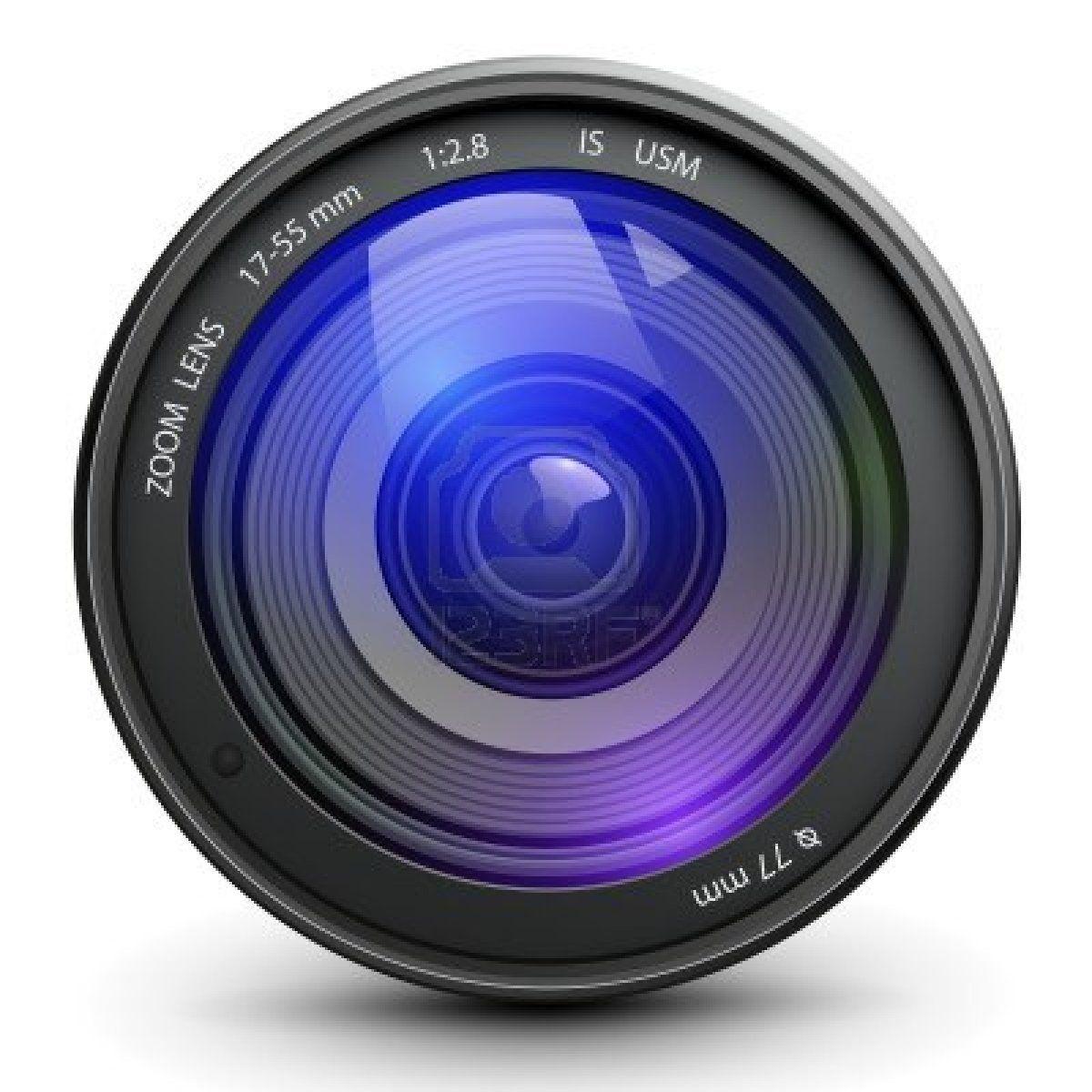 Camera Photo Lens Vector Video Camera Photo Lens Camera Lens