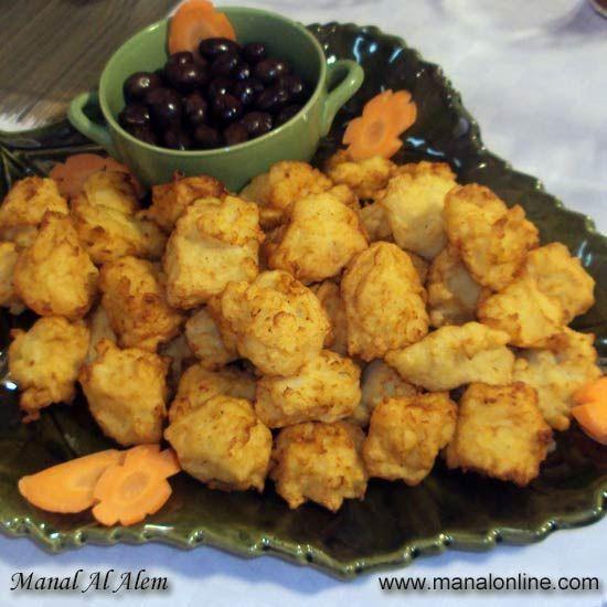 كرات البطاطس المقلية منال العالم Recipes Food Special Recipes
