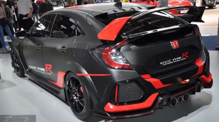 2020 Honda Civic Type Rumor Changes Engine And Price Honda Type R Honda Civic Type R Honda Civic