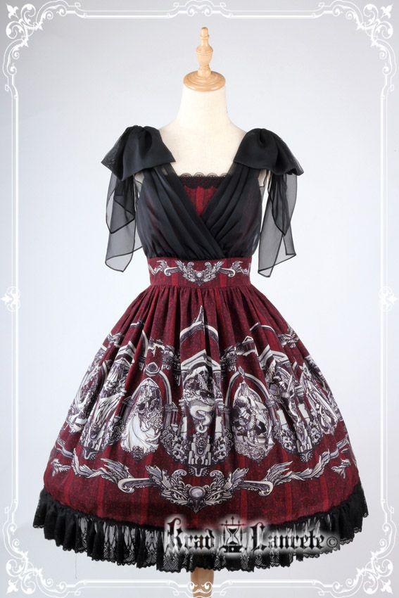 –Preorder: Krad Lanrete™ Medusa Theme Lolita Jumper Dress (Version II) >>> http://www.my-lolita-dress.com/krad-lanrete-medusa-jumper-dress-version-2 –Down Payment (using installments) >>>...