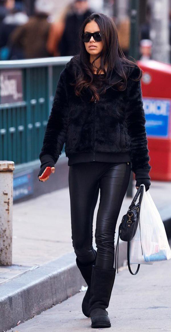 Adriana Lima    February 2014