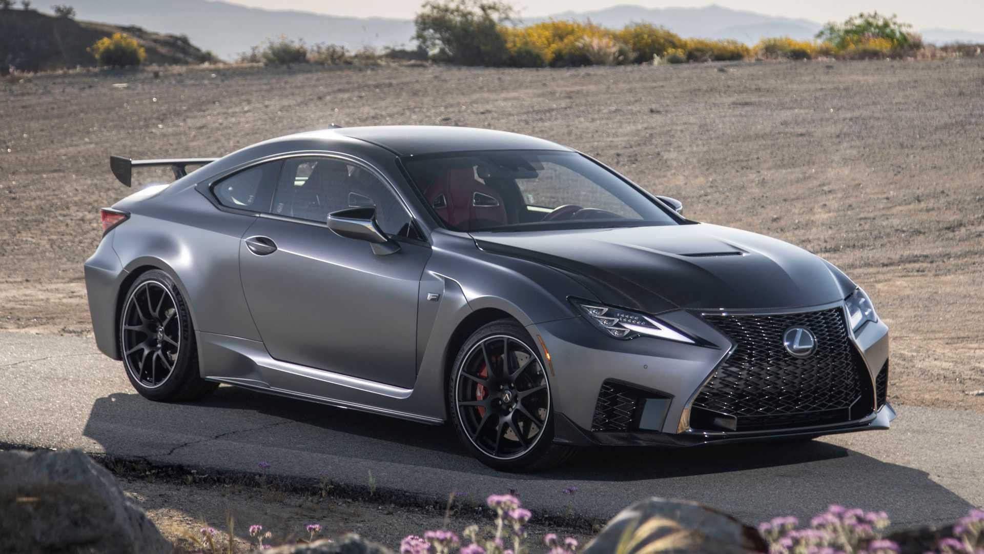 2020 Lexus Coupe Price di 2020