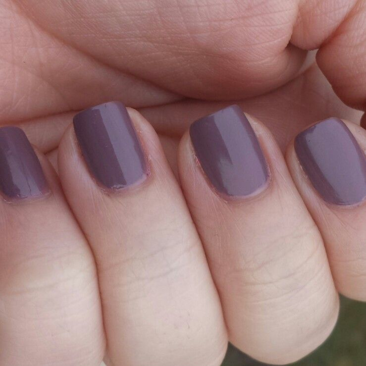 Mauve With Me by NYX #swatches #nyx #nyxcosmetics #nyxnailpolish ...
