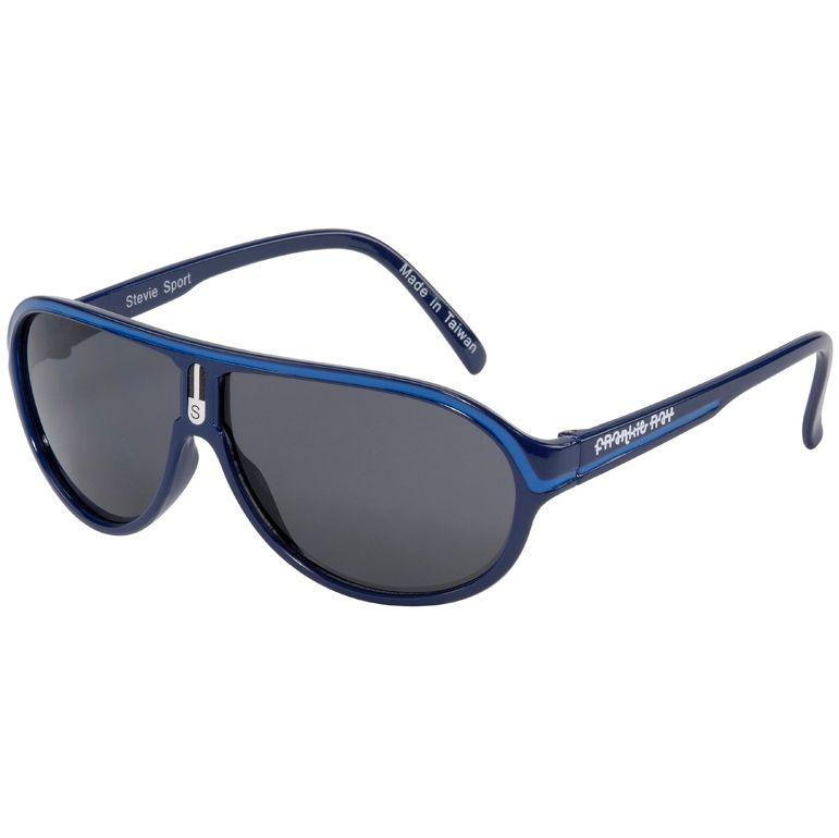 Frankie Ray Navy Stevie Sports Sunglasses - A Little Bit of Cheek