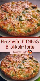 Herzhafte FITNESS Brokkoli-Torte | Sprainnews  Herzhafte FITNESS Brokkoli-Torte | Sprainnews    This...