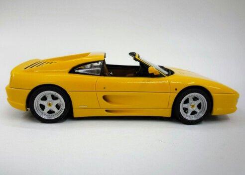Ferrari F355 1 24 Fujimi Model Cars Kits Car Model Fujimi