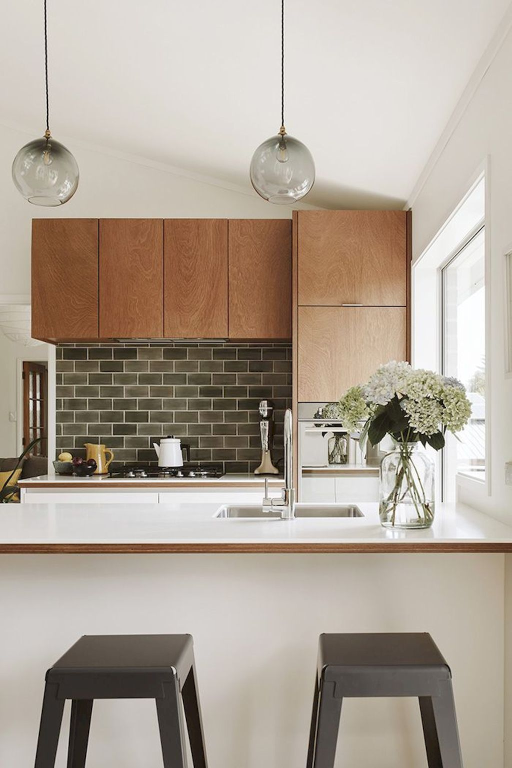 Best Minimalist Kitchens With Timeless Decoration Simple 400 x 300