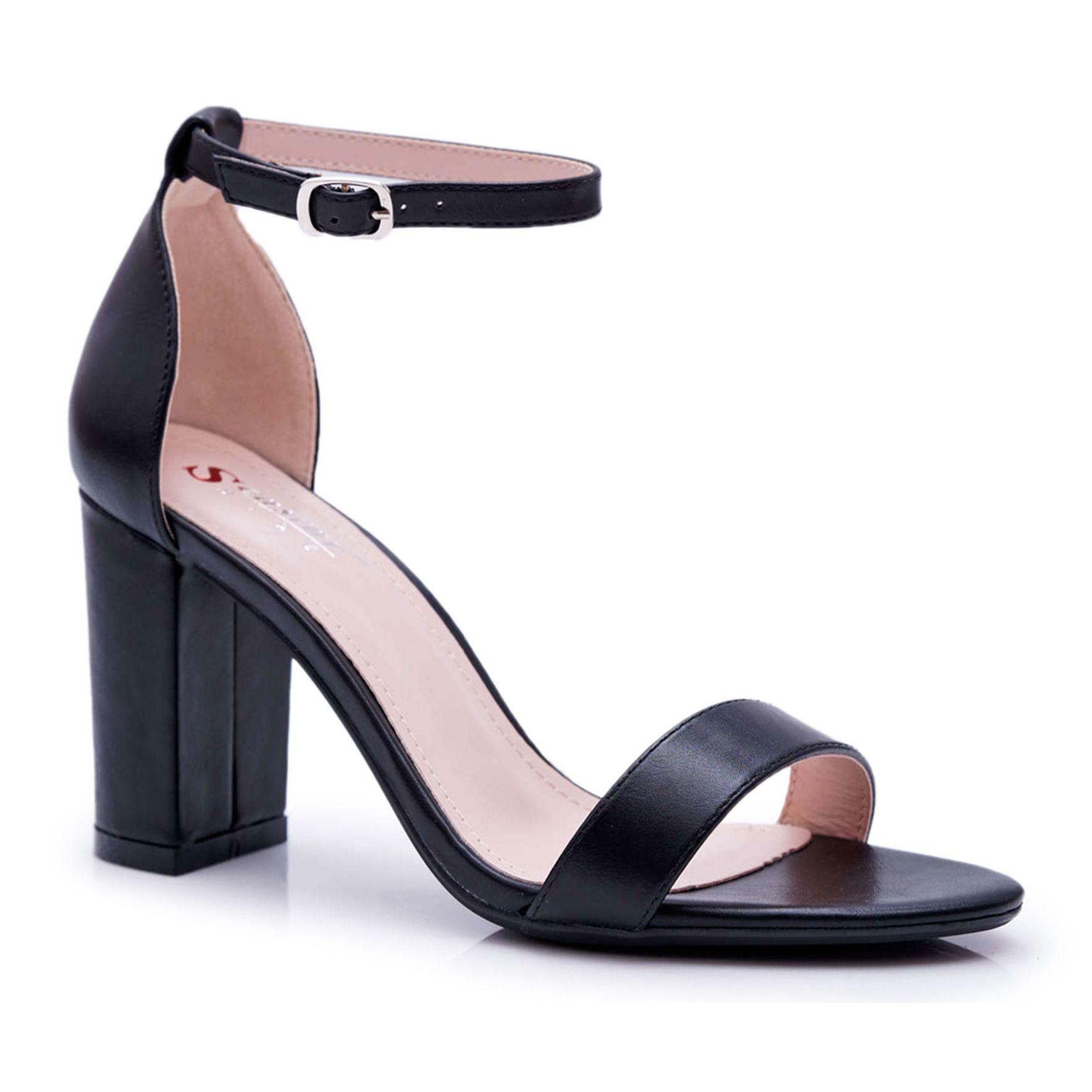 Ps1 Sandaly Damskie Na Slupku Klasyczne Czarne Fiji Womens Sandals Sandals Womens Sandals Flat