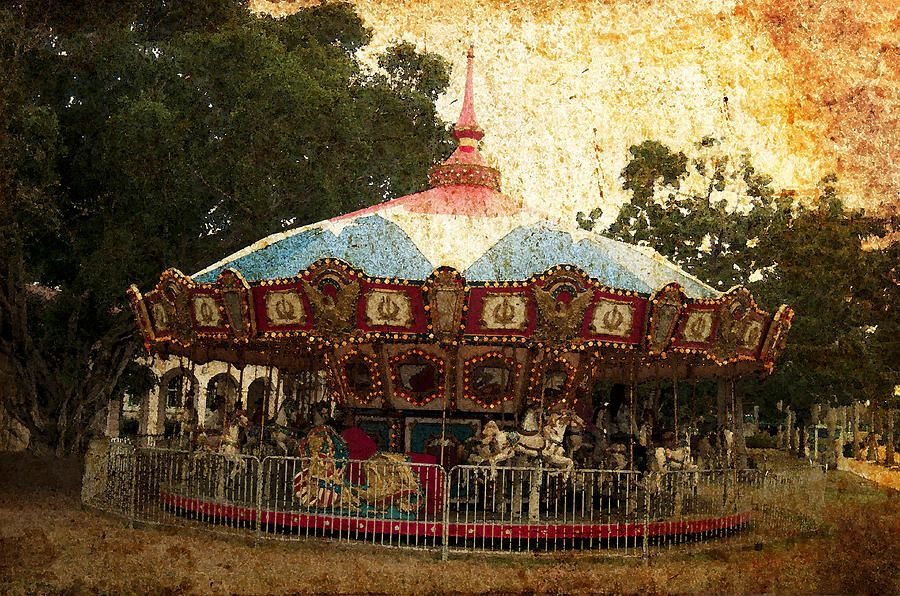 Carousel Photography | Vintage Carousel Photography Pete rems - vintage carousel