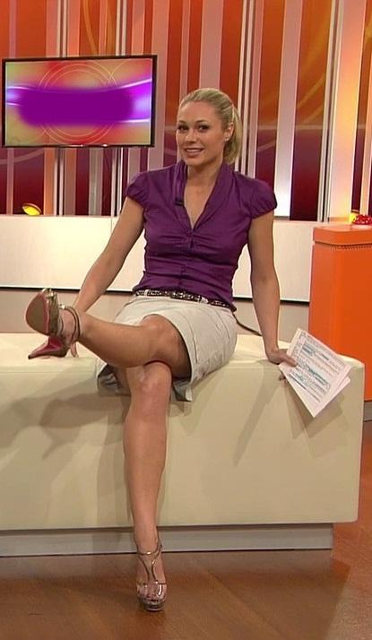 Ruth moschner füße
