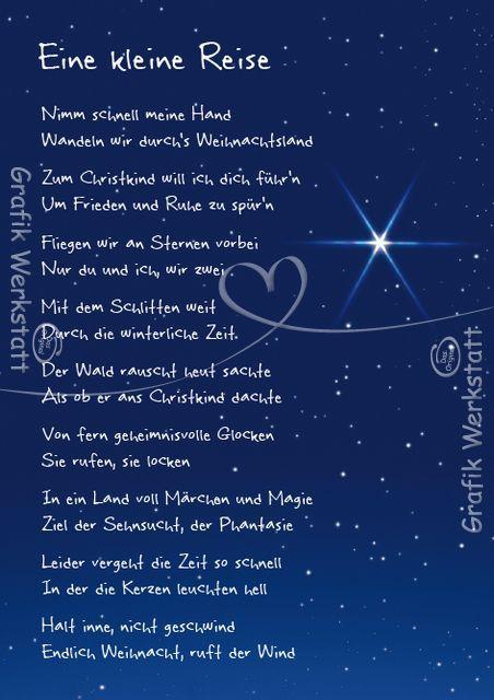 Artikel Grafik Werkstatt Bielefeld Gedicht Weihnachten